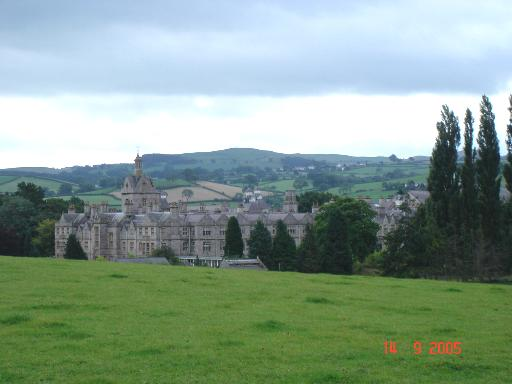 North Wales Hospital at Denbigh