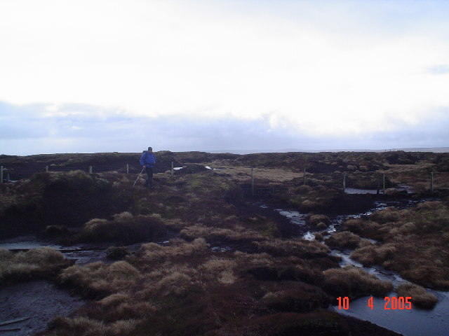 Little Whernside summit