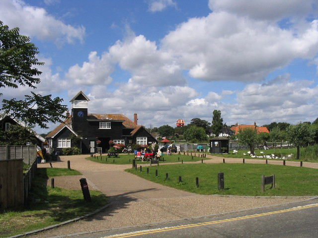 The Boathouse, Thorpeness, Suffolk