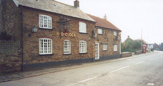 The Ten O'Clock PH, Little Harrowden, Northants.