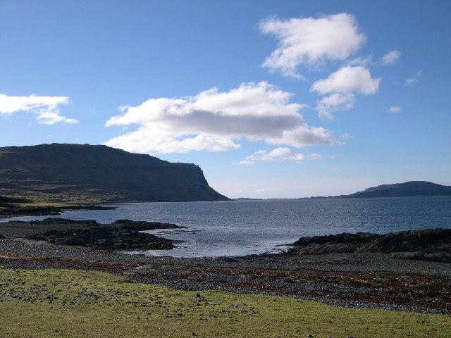 Loch Na Keal, Isle of Mull
