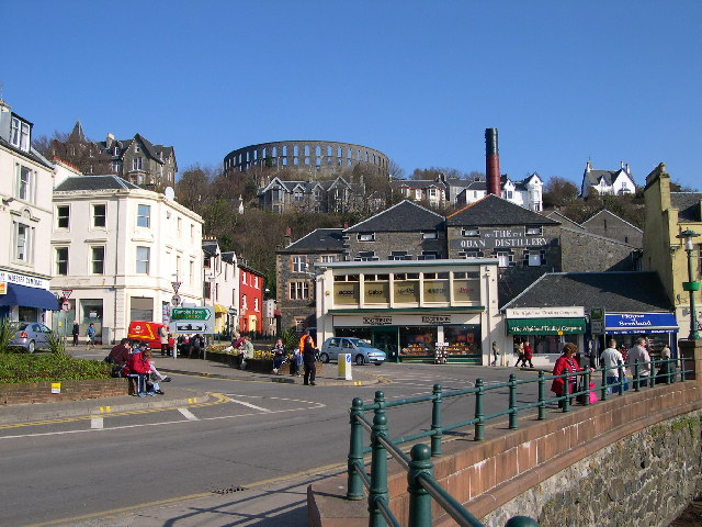 McCaig's Folly, Oban
