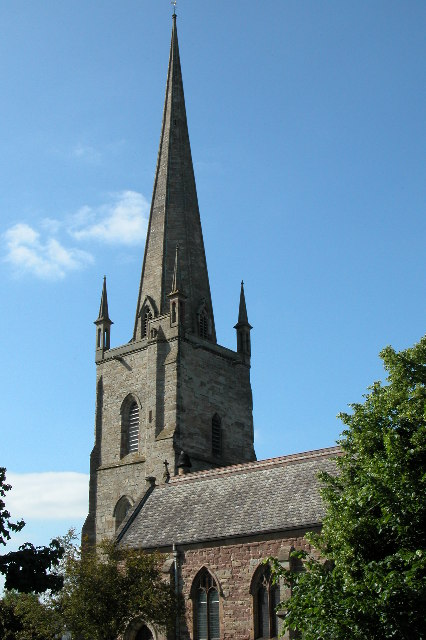 St Mary's Church, Ross-on-Wye