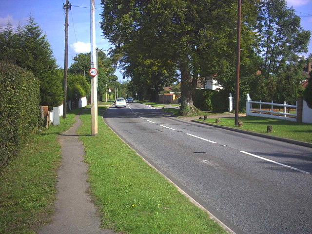 Croydon Lane, Banstead (A2022)