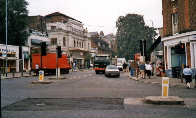 Forest Hill Summer 1989