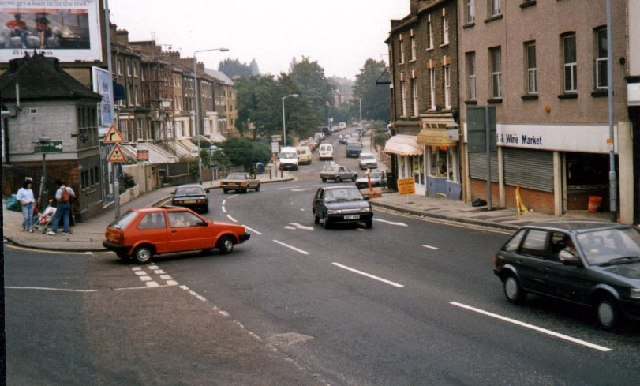 Forest Hill - Summer 1989