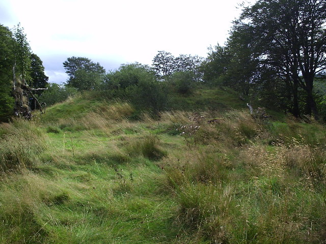 Old Invershin Castle
