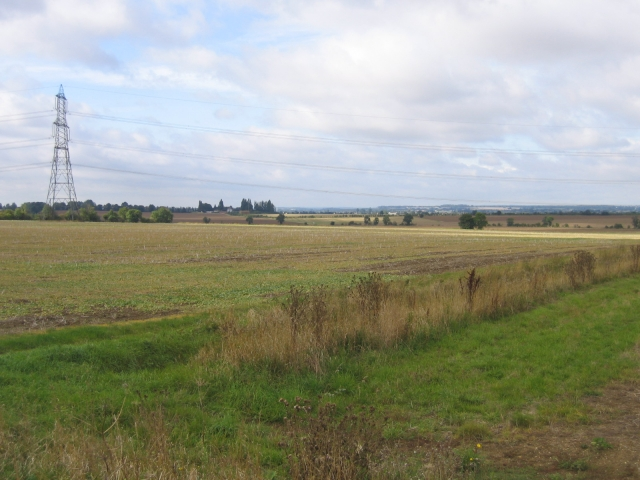Farmland, Millow, Dunton, Beds