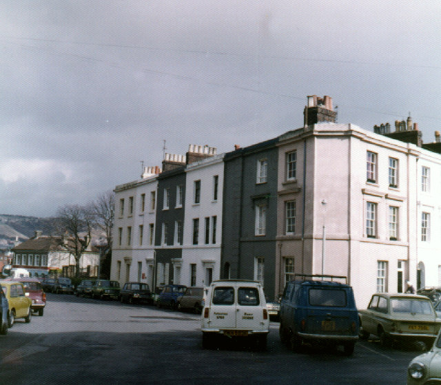 Folkestone - The Bayle c1975