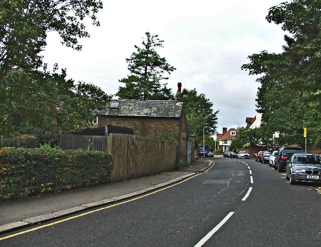 Oakthorpe Road, Palmers Green