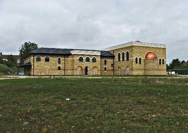 Mosque, Oakthorpe Road, Palmers Green