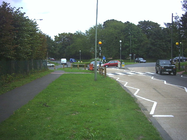 Roundabout, Banstead.