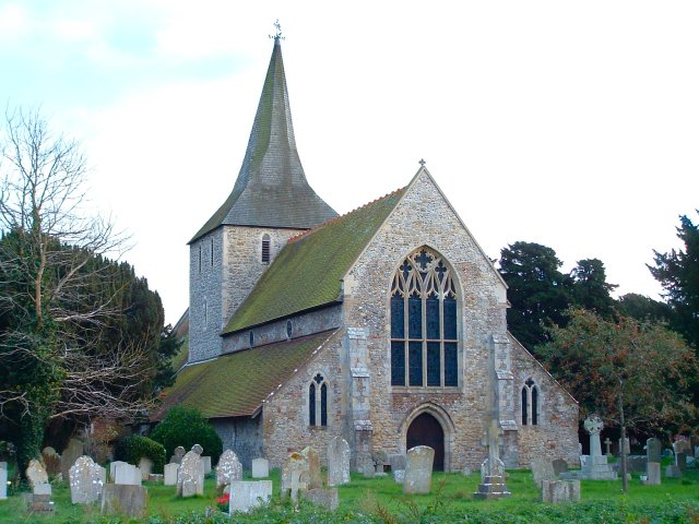St Mary's, South Hayling, Hampshire