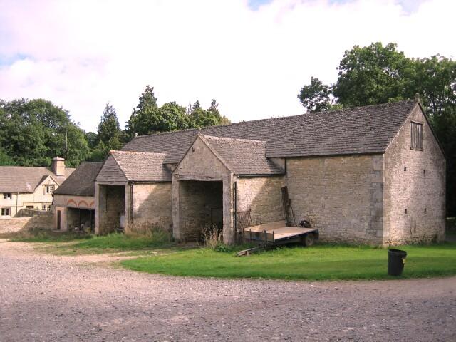Barn at Colesbourne