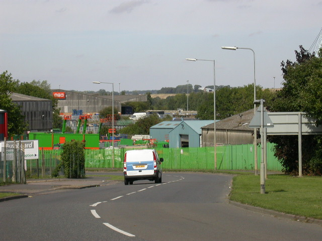 Finedon Road Industrial Estate
