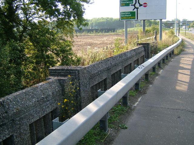 Gingerbreadhall Bridge
