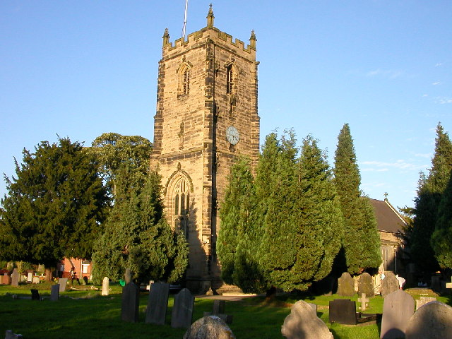 Bulkington - St James Church