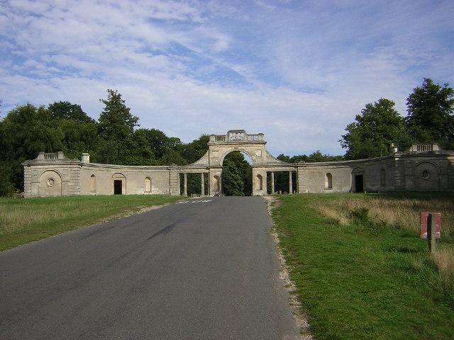 Apleyhead Gate, Clumber Park