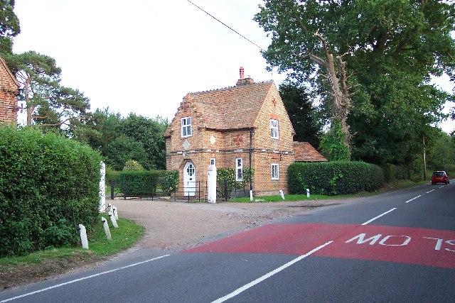 Sutton Place Lodges