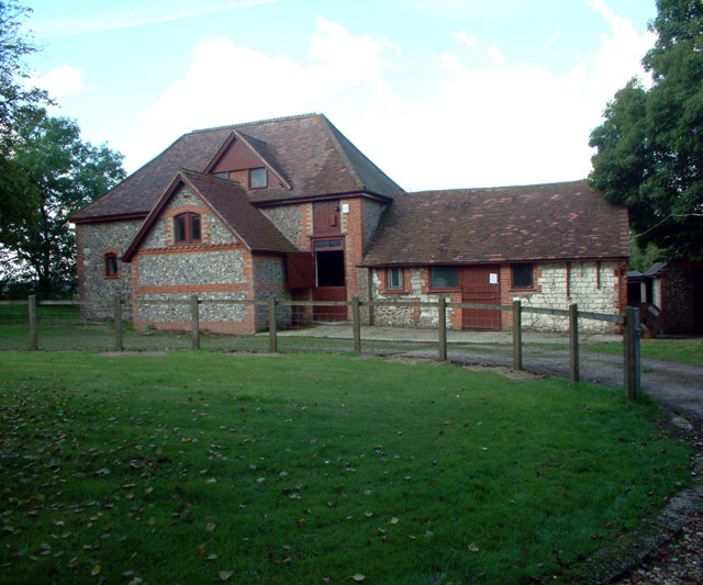 Stables at entrance to Chelsham Court, CR6