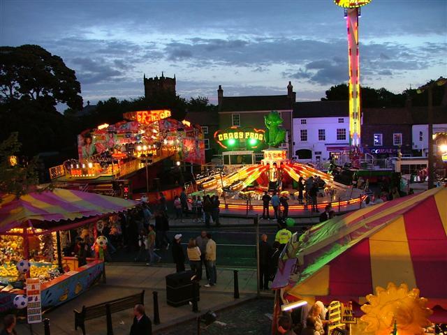 Stokesley Fair 2005
