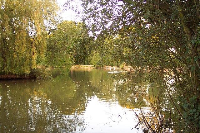 Brittens Pond