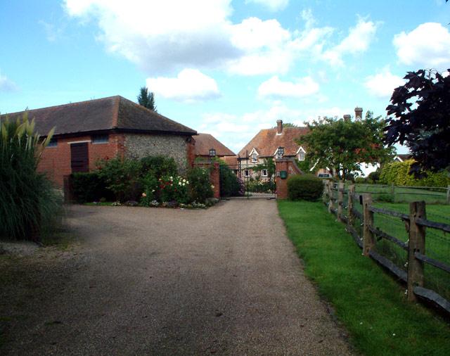Barn at Beddlestead House, Chelsham, CR6