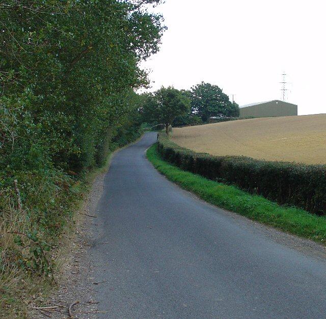 Parish Lane, near New Buildings Farm, Pease Pottage, Crawley, West Sussex