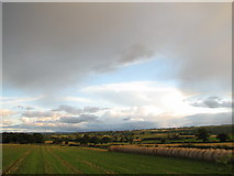 SE2185 : View from the road to Thirn by Nick W