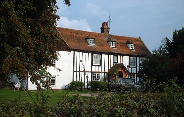 The Old Hall, Dovercourt