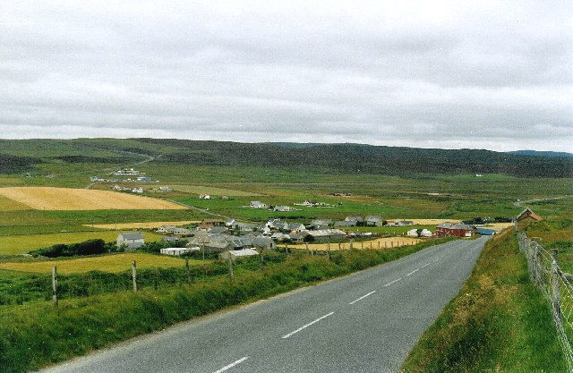 Veensgarth and Tingwall airport