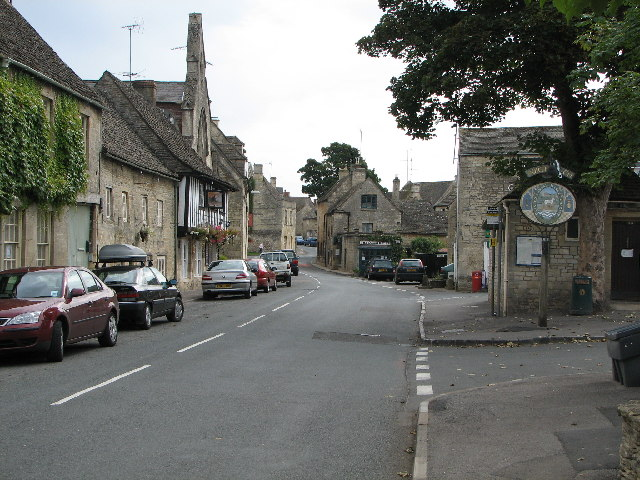 Northleach High Street