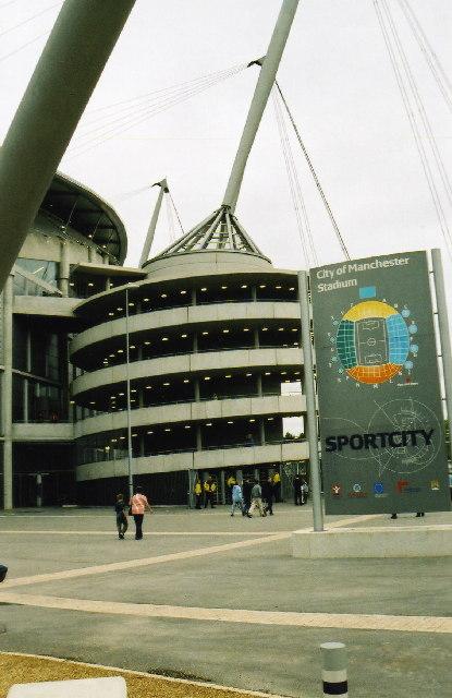City of Manchester Stadium (Sportcity)