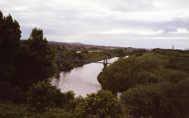 River Mersey, and Ship Canal, Warrington