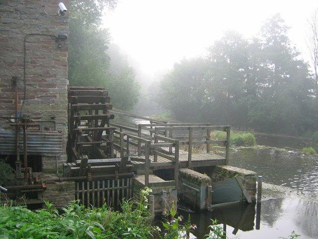 The mill, Ashford Carbonel