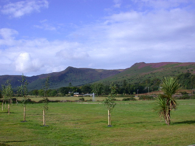 Glen Cloy from Auchrannie Hotel