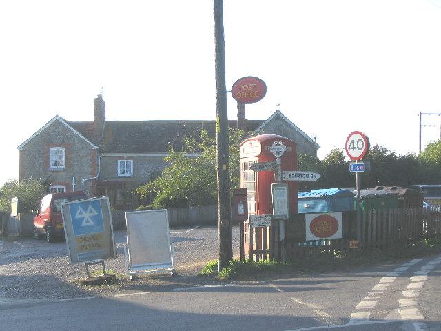 Milton-on-Stour Post Office