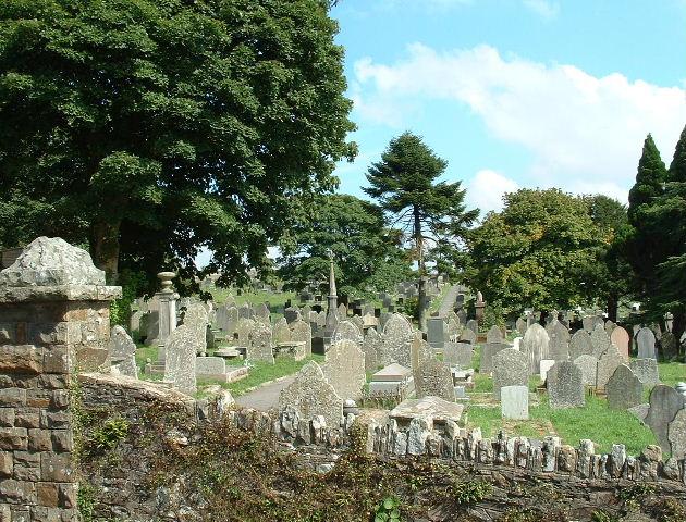 Llangynwyd Graveyard