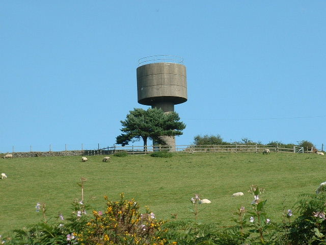 Cwmfelin Water Tower