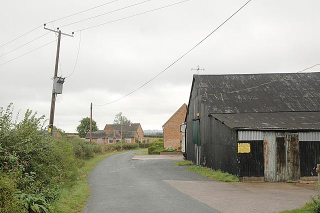 Lower Cowsden Farm