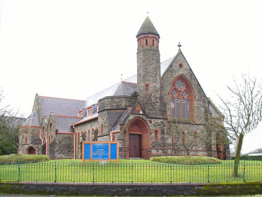 First Omagh Presbyterian Church