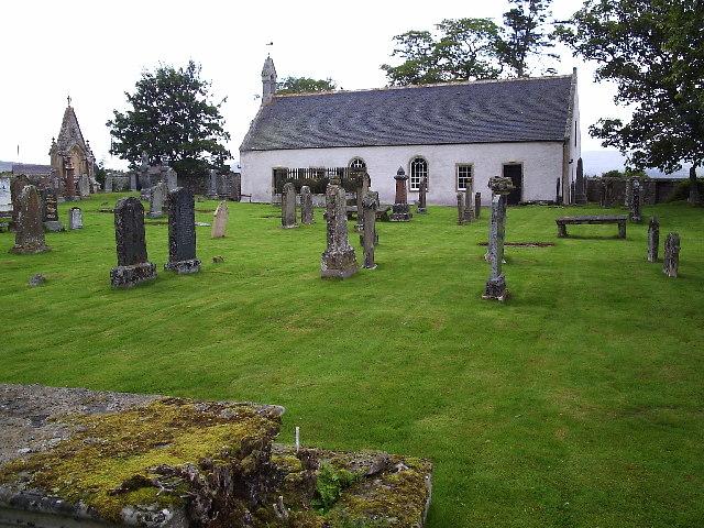 Kincardine Church near Ardgay