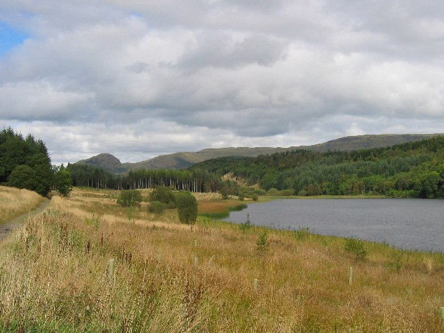 Craigallian Loch, near Carbeth, Stirlingshire