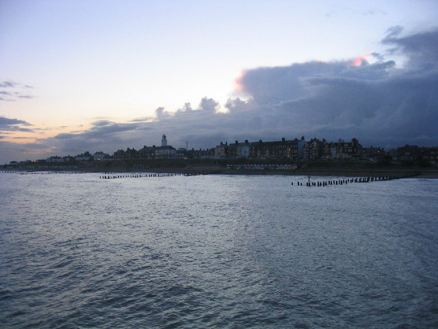 Southwold at dusk