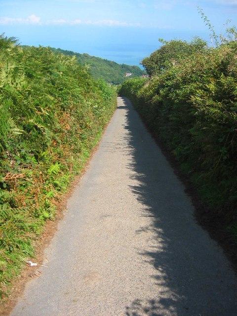 Lydiate Lane