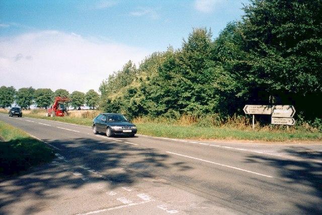 Crossroads on A361