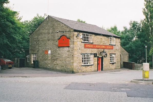 Royds Arms, Rooley Moor Road, Rochdale, Lancashire