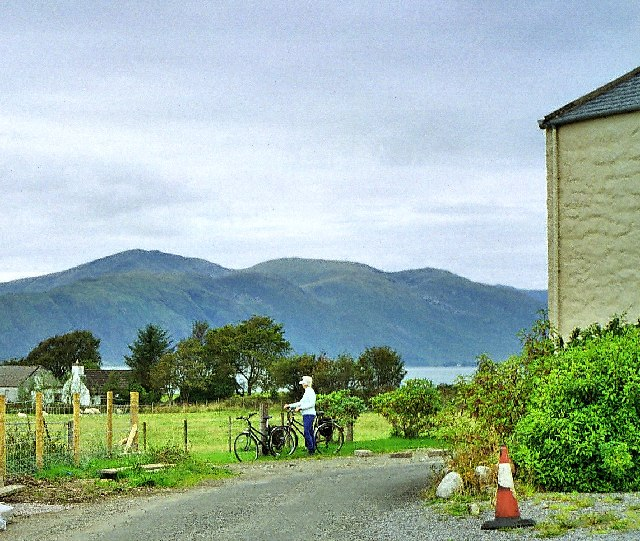 Cycling in Appin
