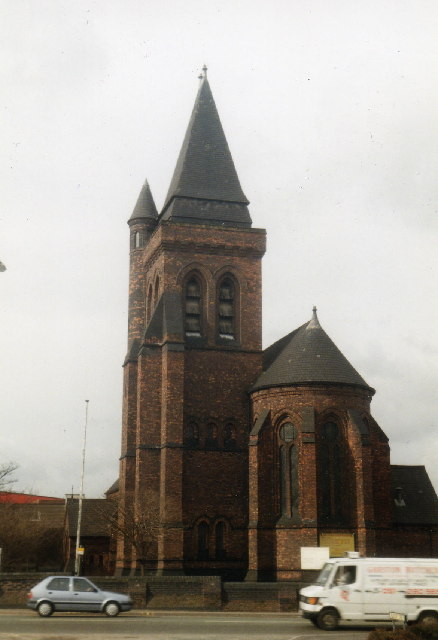 st anns church north west face 169 s parish ccbysa