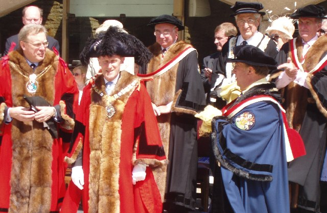 Lord Mayor of City of London